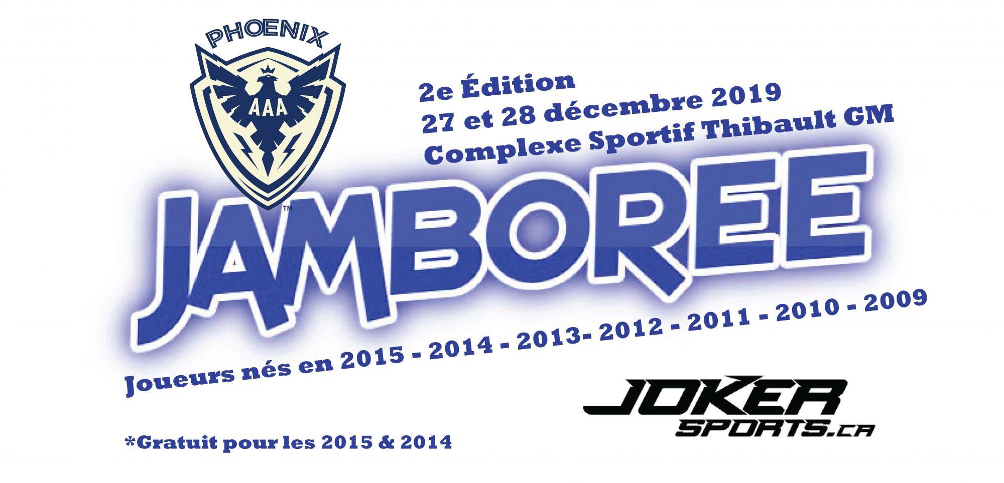 Logo Jamboree Phoenix